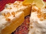 Lemon Pound Cake with Candied Lemon Walnut Frosting