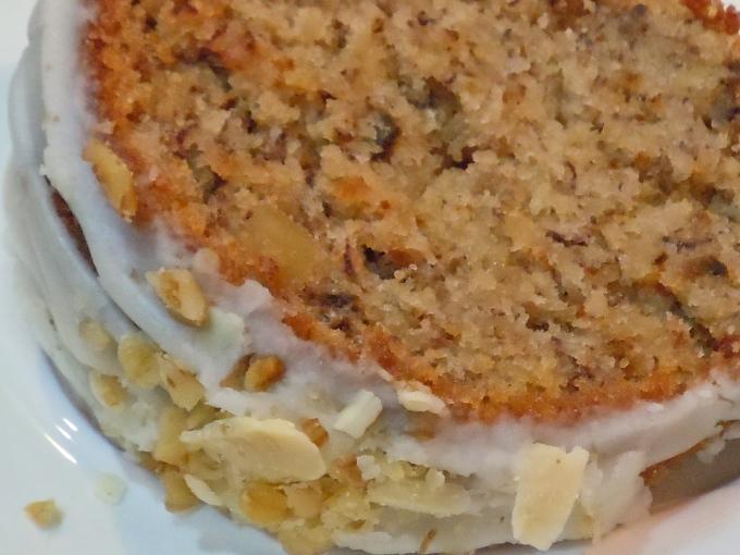 Banana Cream Bundt Cake 1