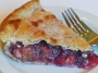 Fresh Peach Blueberry Pie