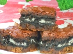Chocolate Chip Cookie Oreo Brownies