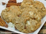 Coconut Pecan Cinnamon Chip Oatmeal Cookies
