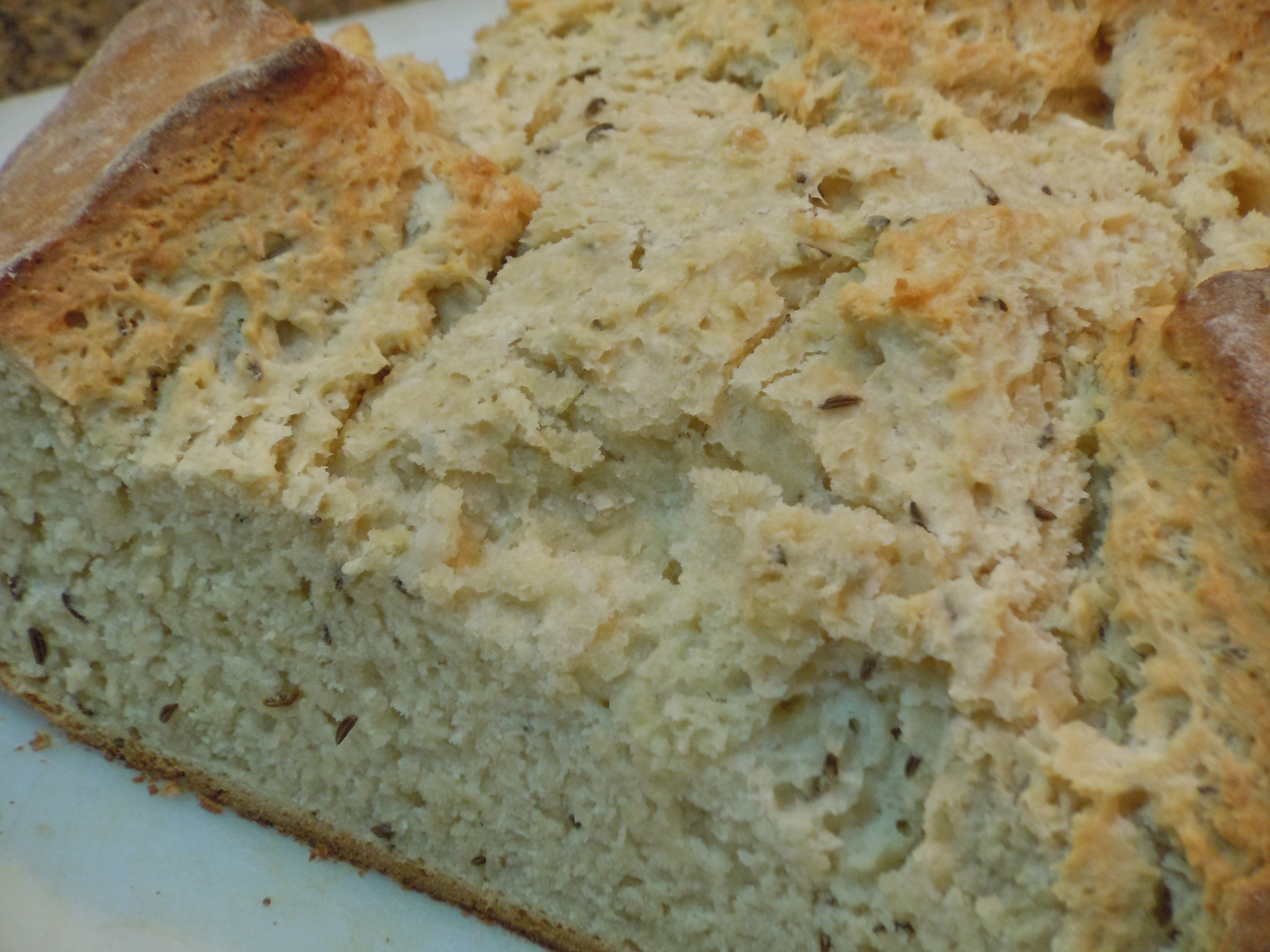 Caraway Soda Bread Recipe — Dishmaps