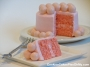 Strawberry Milkshake Mini Cakes