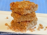 Caramel Walnut Bars