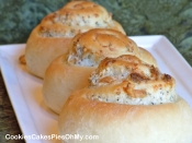 Cream Cheese Onion Rolls