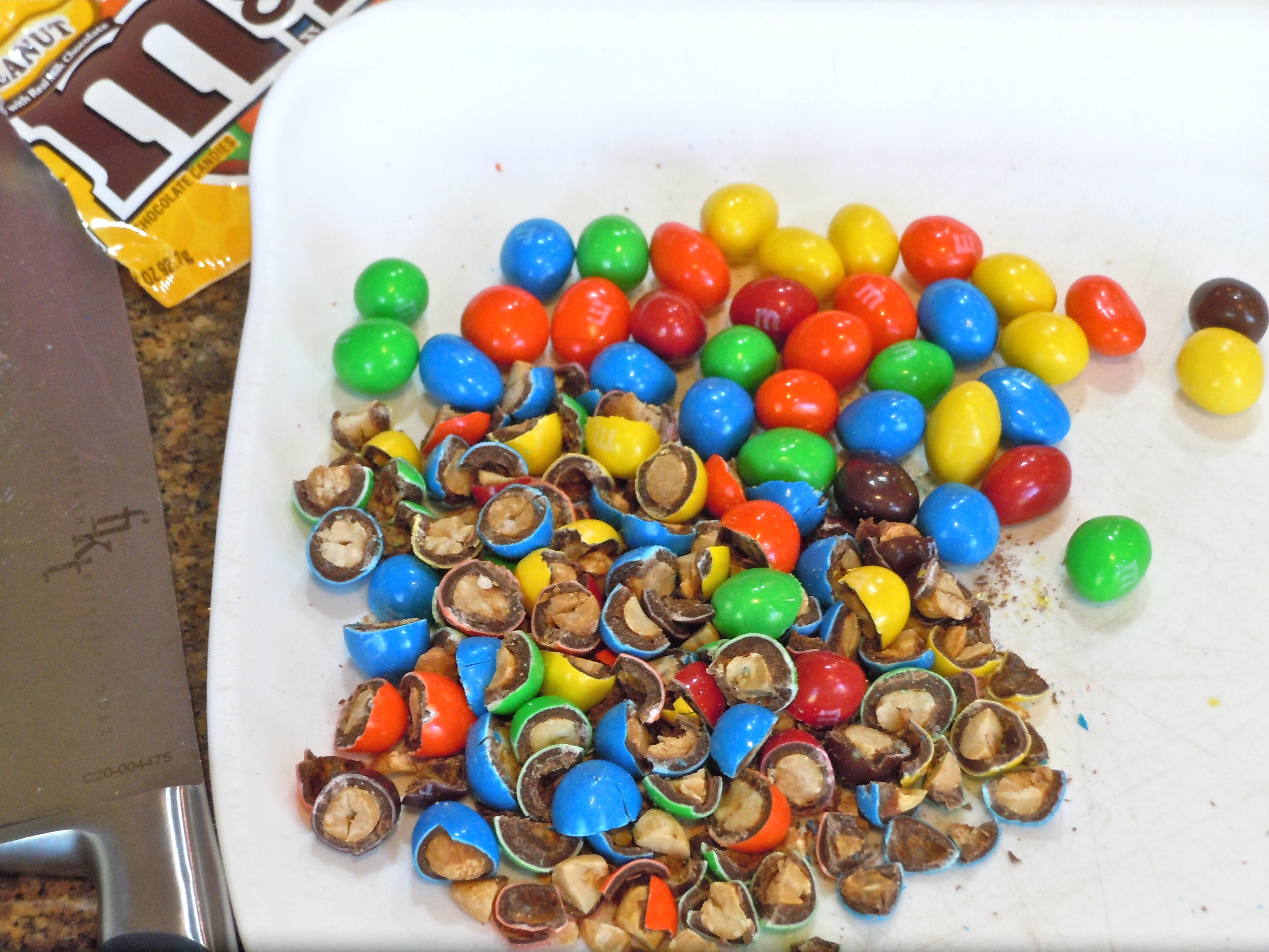 Peanut M Amp M Pretzel Cookies Cookiescakespiesohmy