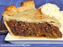 Old Fashioned Raisin Pie