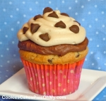 Peanut Butter Chocolate Chip Cupcakes
