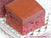 Chocolate Cherry Bars