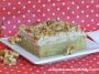 Maple Nut Sheet Cake