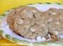 Coconut Vanilla Oatmeal Cookies