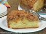 Peach Pecan Breakfast Cake