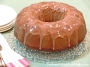 Strawberry Apple Spice Cake