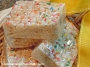 Cake Mix Rice Krispie Treats