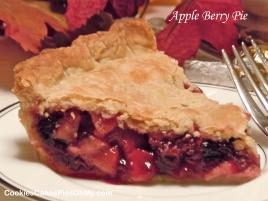 Apple Berry Pie