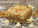 Coconut Spice Bars