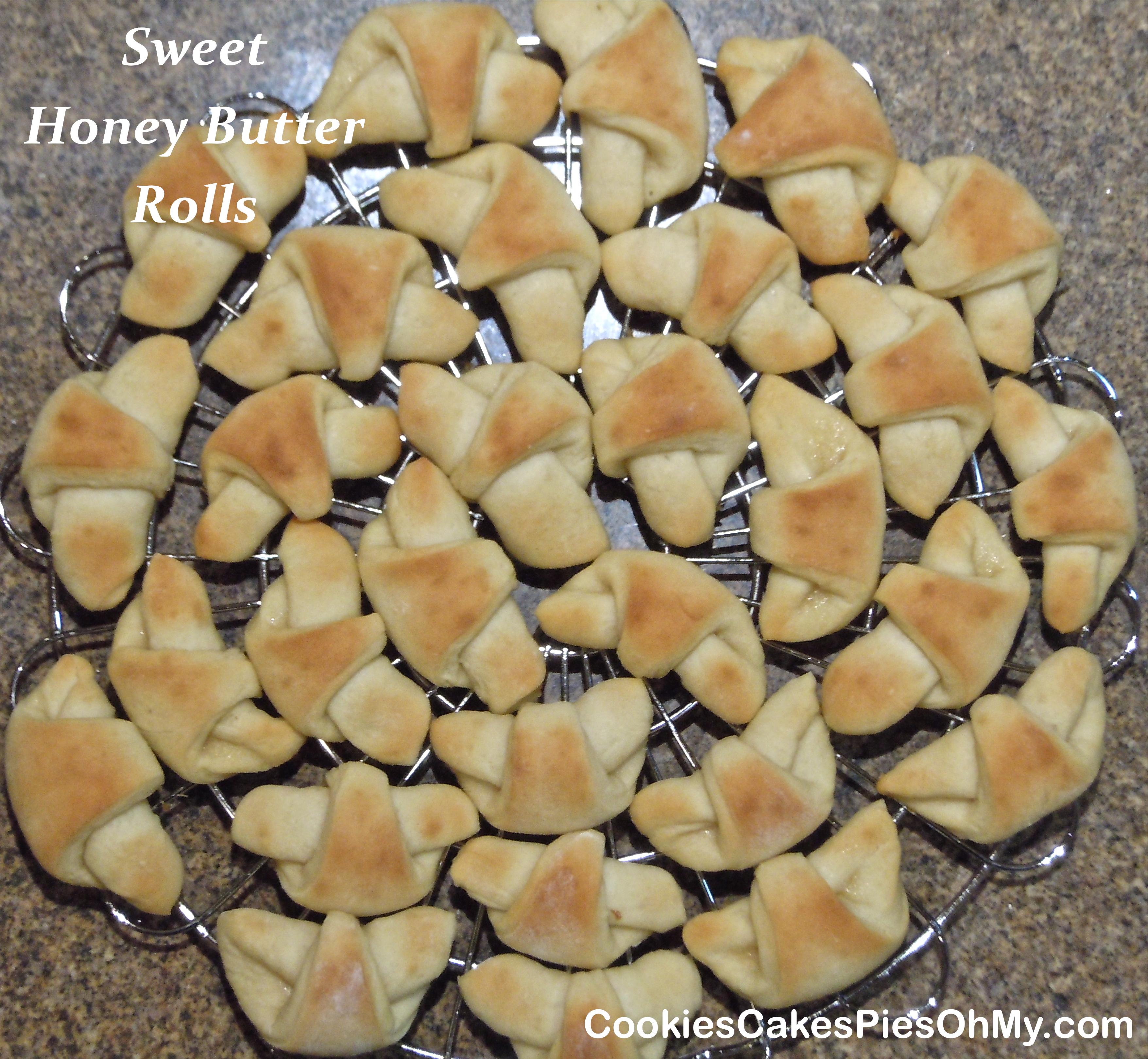 Sweet Roll Dough :