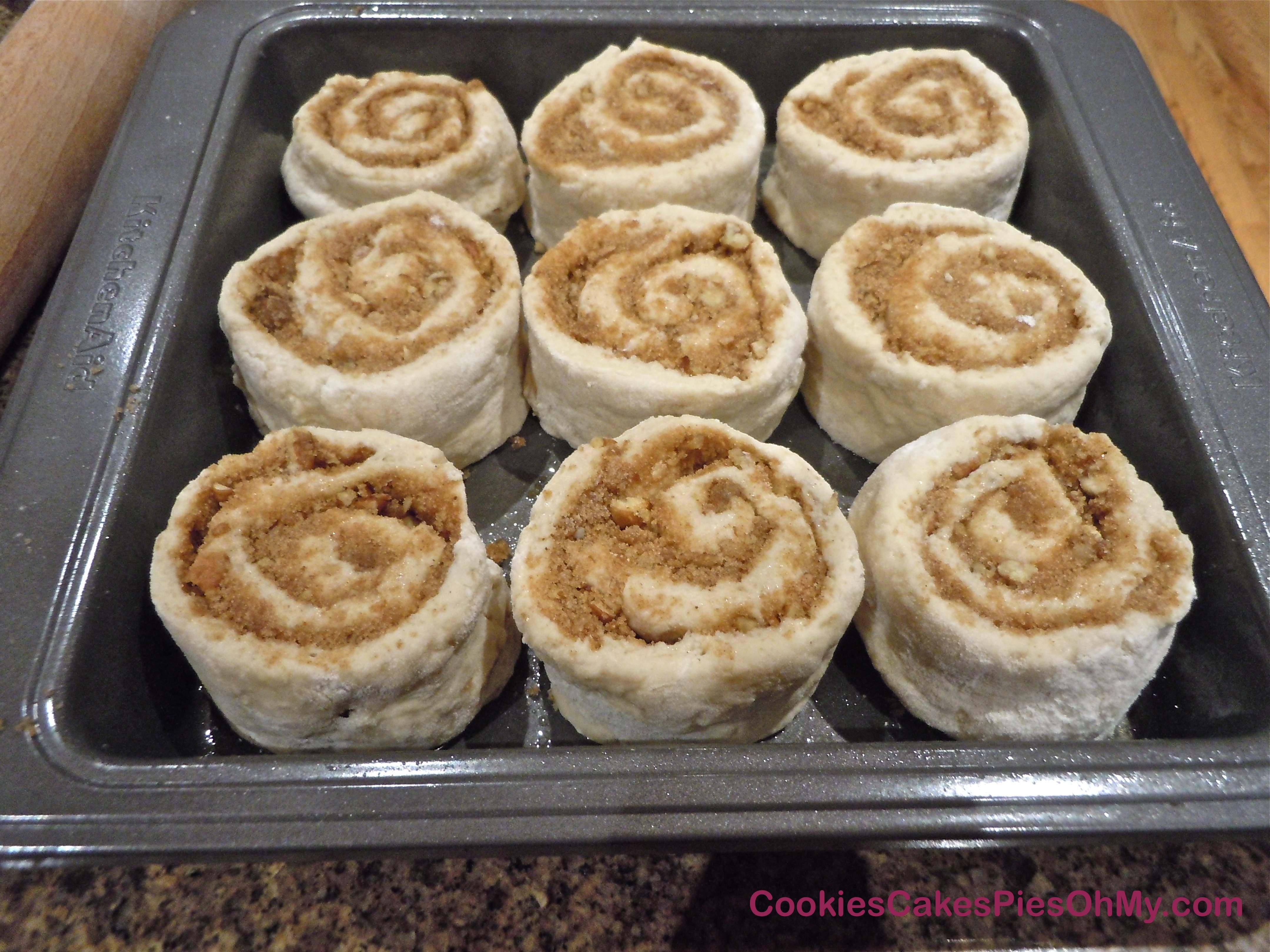 recipe: pecan rolls recipe quick [24]