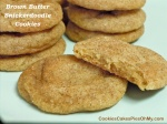 Brown Butter Snickerdoodle Cookies