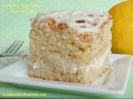 Lemon Cream Cheese Brunch Cake
