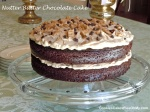 Nutter Butter Chocolate Cake