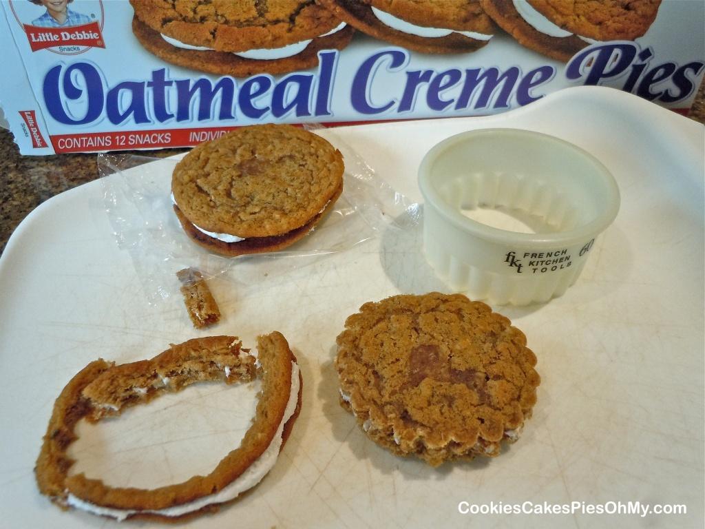 Oatmeal Creme Pie Cupcakes 2