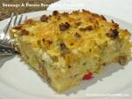 Sausage & Potato Breakfast Casserole 2