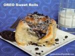 Oreo Sweet Rolls