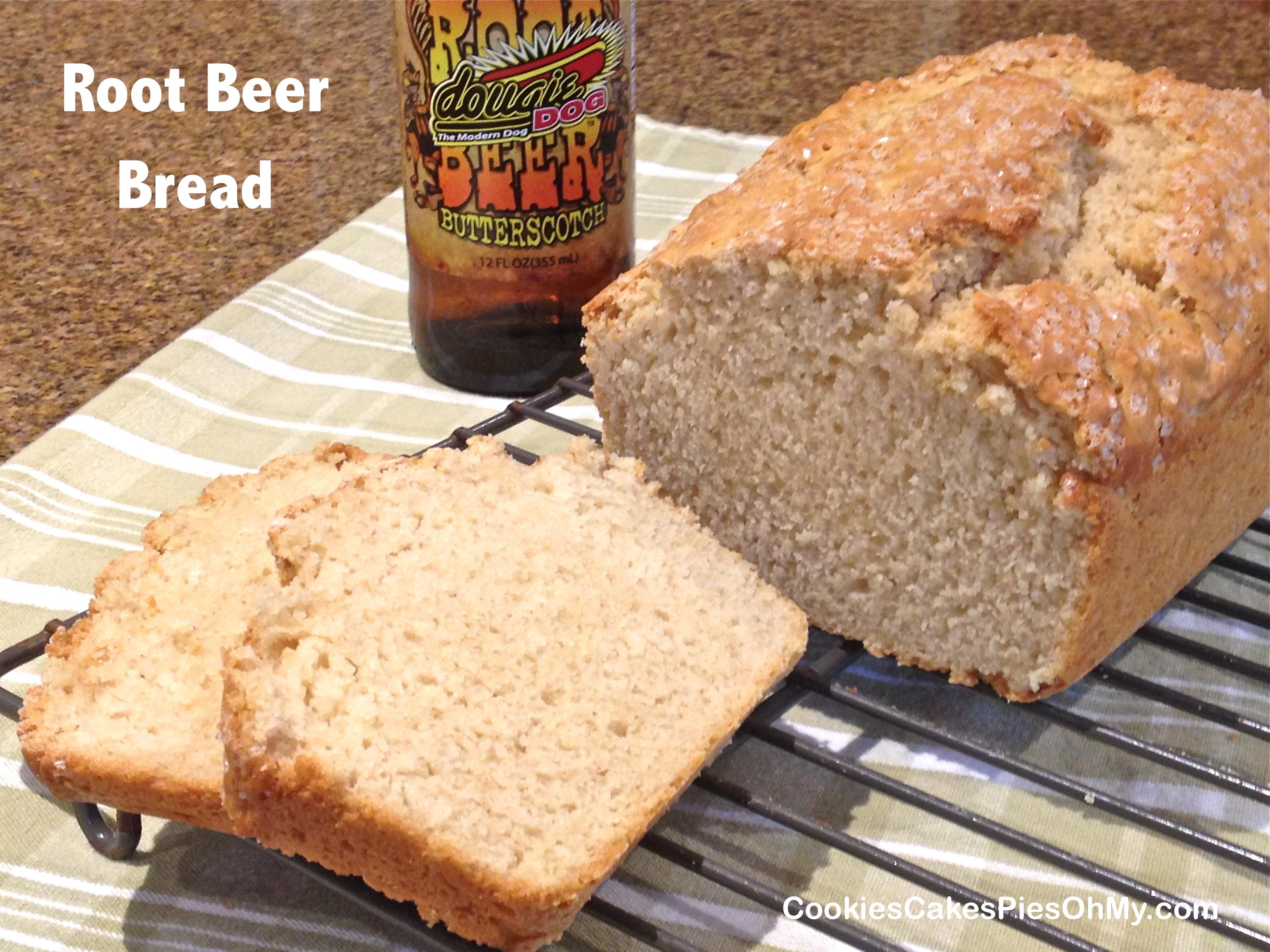 Root Beer Bread | CookiesCakesPiesOhMy