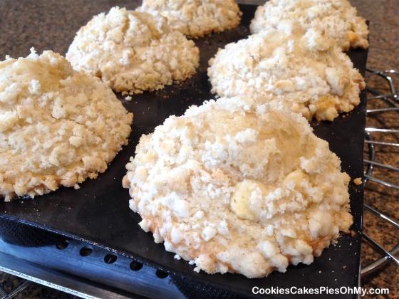 Very Vanilla Muffins 2