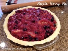 Apple Berry Pie 2