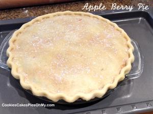 Apple Berry Pie 3