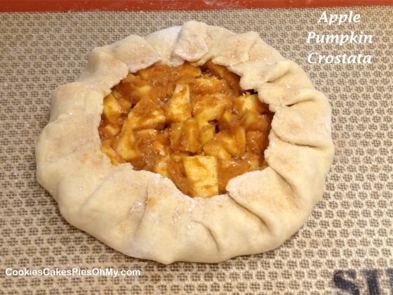 Apple Pumpkin Crostata 3