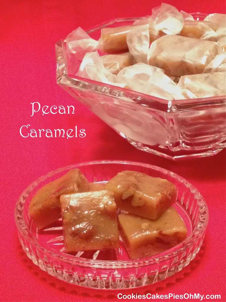 Pecan Caramels