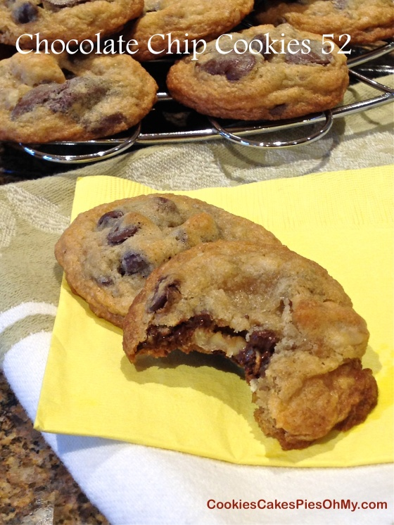 Chocolate Chip Cookies 52