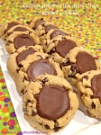 Peanut Butter Chocolate Chip Reeses Cookies