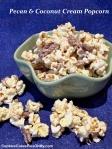 Pecan & Coconut Cream Popcorn