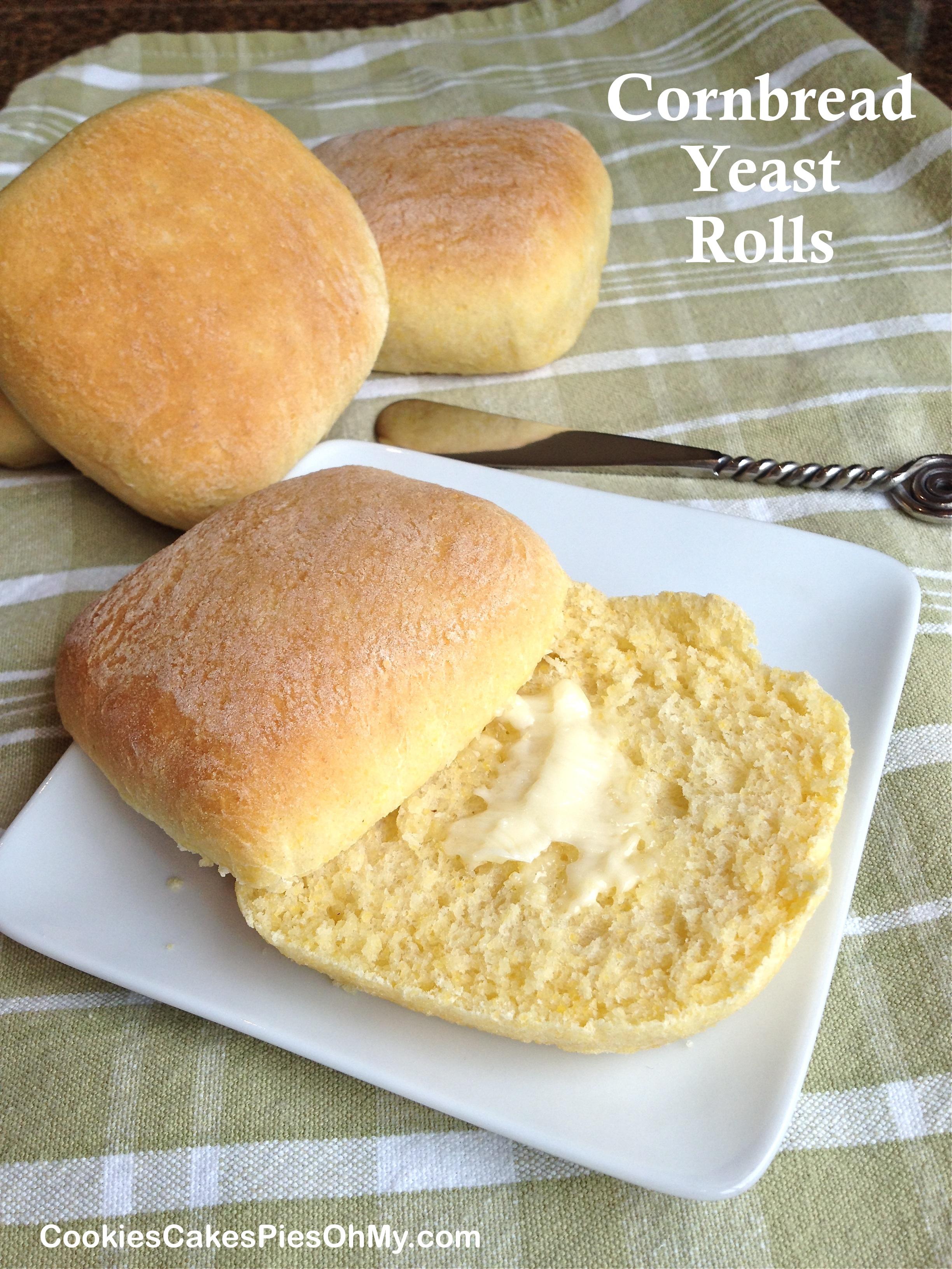 Yeast Breads | CookiesCakesPiesOhMy