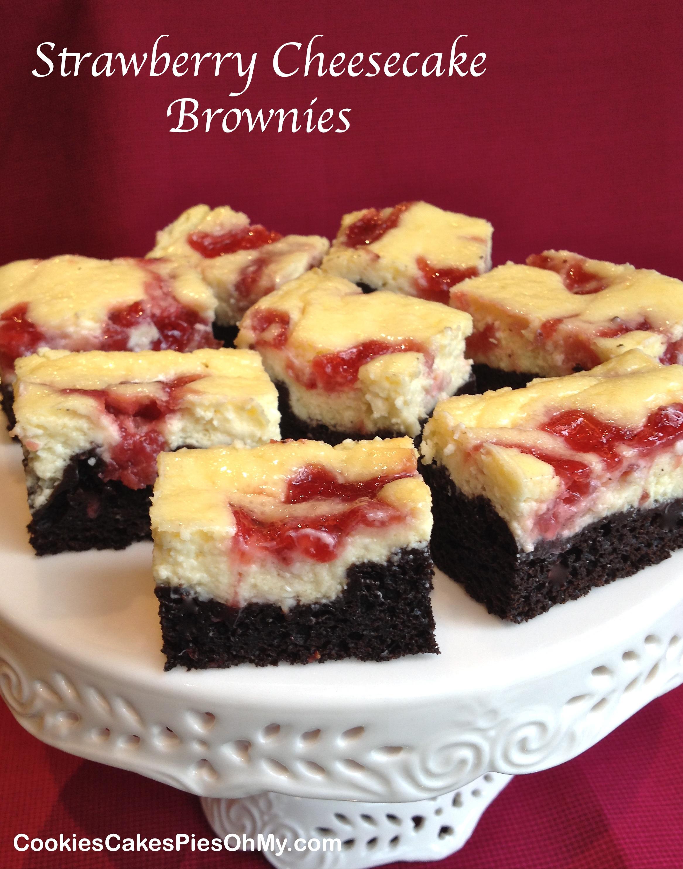 Cheesecake Cookiescakespiesohmy