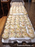 Mini Wedding Cupcakes 1