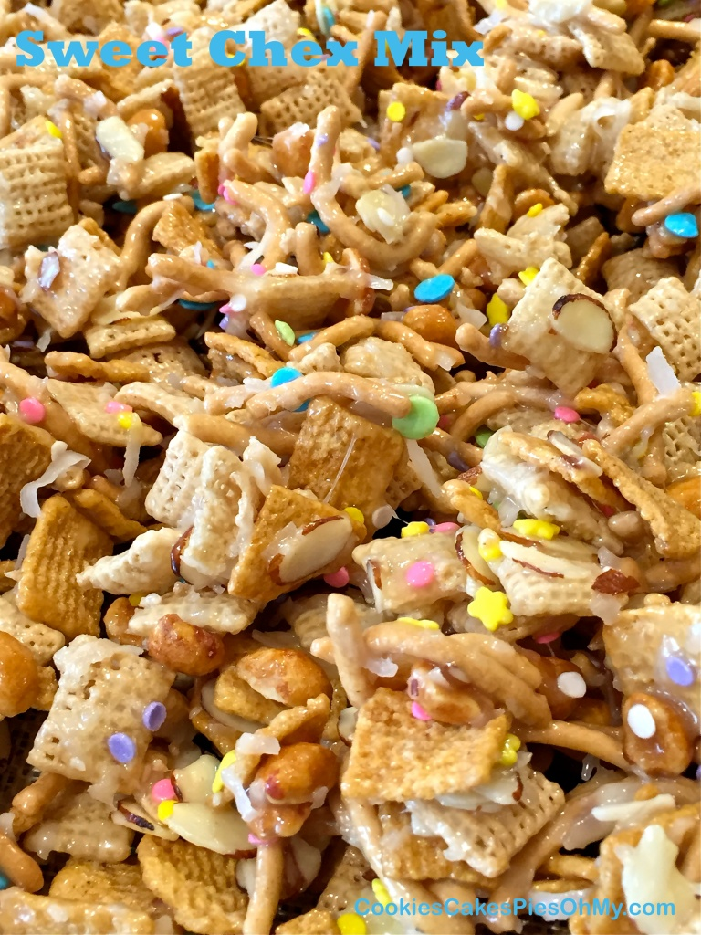 Sweet Chex Mix 2