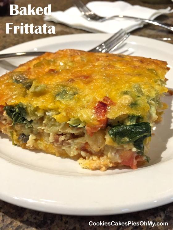 Baked Frittata
