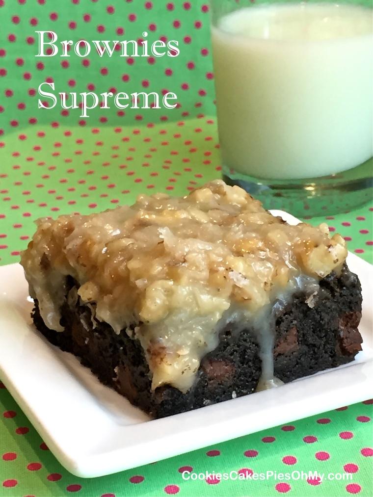 Brownies Supreme