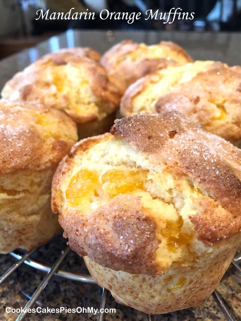 Mandarin Orange Muffins 2