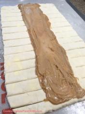 Peanut Butter & Honey Braid 1
