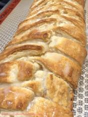 Peanut Butter & Honey Braid 3