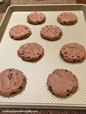 Reese's Peanut Butter Chocolate Cookies 1