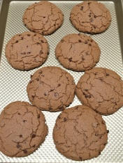 Reese's Peanut Butter Chocolate Cookies 2