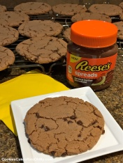 Reese's Peanut Butter Chocolate Cookies 3