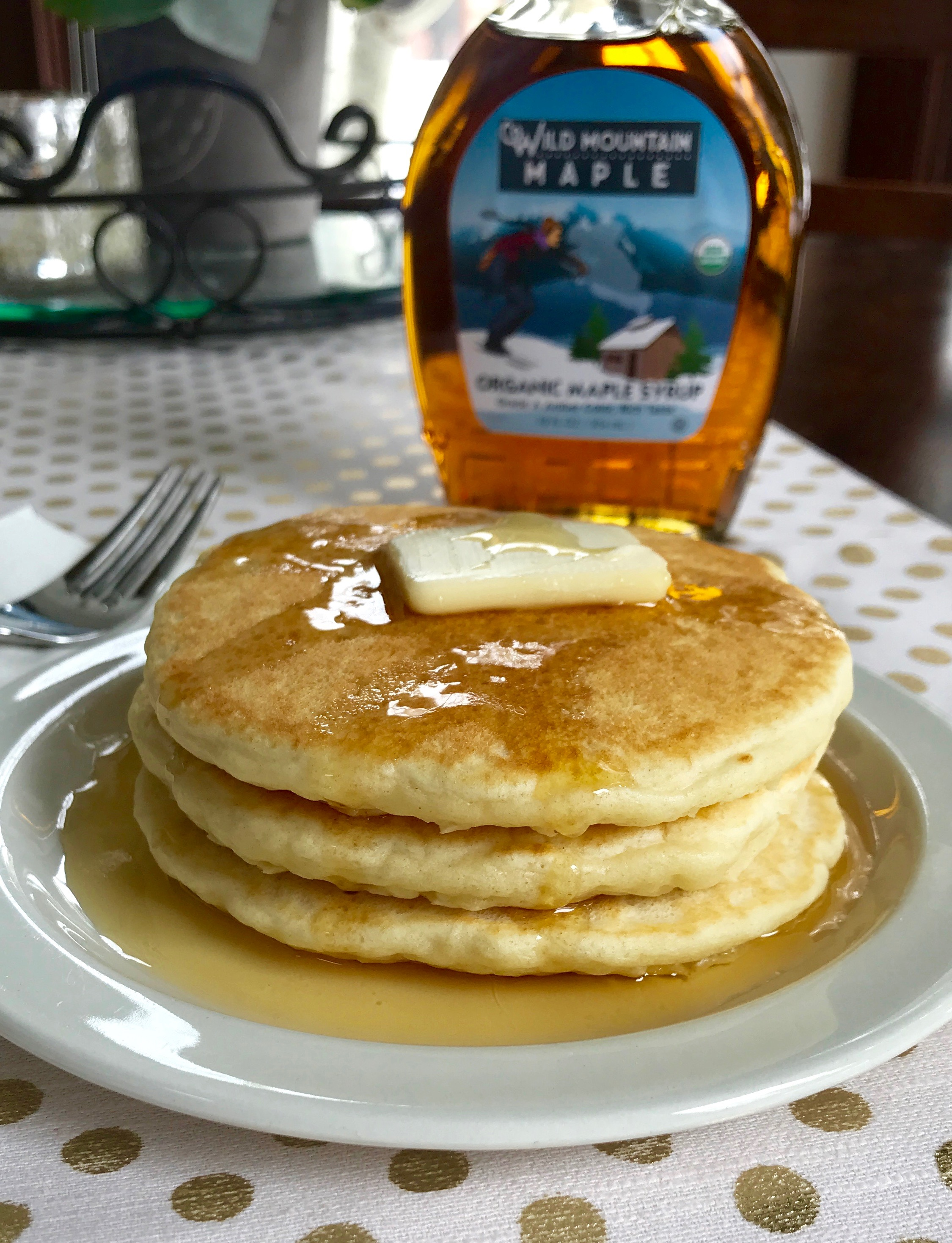 Perfect Pancakes 1